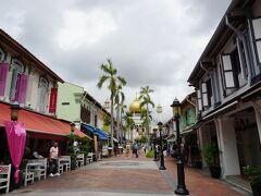 シンガポールと言えばベタなアラブ人街。