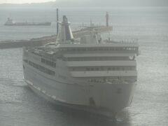 佐渡汽船「おけさ丸」5,862t 新潟-両津航路に就航するフェリーです。 平成5年4月に就航しました。