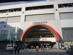 ●阪神西宮駅  阪神西宮駅に戻ってきました。 駅に隣接するように、ちっさなちっさな「阪神百貨店」があるの御存知でした? 梅田だけではないのです。
