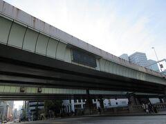人形町から日本橋までは特に見所はないので、スルーして、 やってきたぞ日本橋。