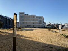 中里貝塚。 平成12年に国指定となった史跡だそうです。 東京の貝塚は大森貝塚しか知らなかったので、新たな発見でした。