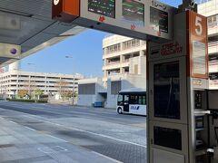 羽田空港からは、ディズニーエリアまでリムジンバスを予約。  が、予約は必要ないほど、乗車人数は10人にもならなかった感じです。 ま、ディズニーランドも入園人数を制限しているから混み合うということはないとは思っていたけど、ここまでとは…