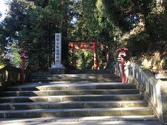 先ずは箱根神社へ参拝。