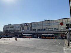 大宮駅に着きました。 今度こそ帰りましょう。