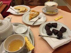 ドイツと言えば「バームクーヘン」。老舗の「Café Kreutzkamm Maffeistr.」カフェクロイツカム。
