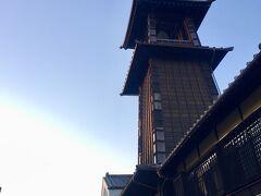 時の鐘(埼玉県川越市)