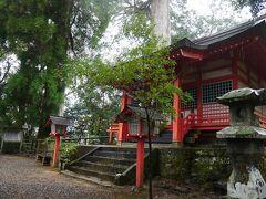 十根川神社の境内にあるらしい