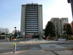 こちらは市役所