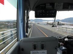 江島大橋下り中