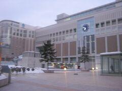 で、SPきっぷ旅四日目の朝。  勿論、札幌駅から旅の開始です。