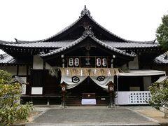 最後に道後の湯を守り続ける守護神、湯神社に参りました。小高い丘にあります。