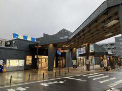 4年ぶりの敦賀。駅周辺がきれいになってるね。北陸新幹線が延伸されたとして、どれだけの人が来るようになるかなー?
