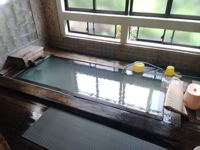 中ノ沢温泉 磐梯西村屋 の内湯 2つ目