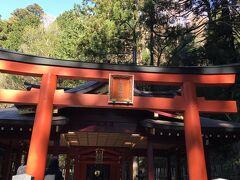 九頭龍神社です。