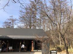 初日は、軽井沢に寄り道。ハルニレテラスでランチです。