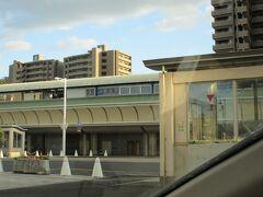 坂出駅です。
