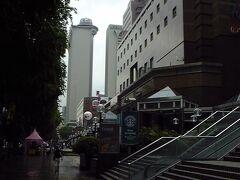 2006年のシンガポール・ジョホールバルで宿泊した「マンダリン オーチャード シンガポール」