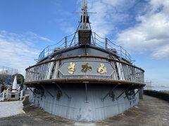 「三笠」は日露戦争で活躍した軍艦です。