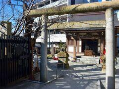駒込駅前まで戻ると大國神社 http://daikokujinja.org/ があります。