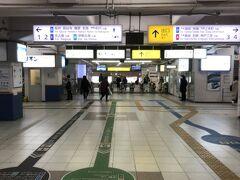 で、近鉄大和八木駅。大和八木駅に入る直前までホント順調だったのに、なぜか駅に入る直前信号待ちになり、9時12分着。貴重な1分がスポイルされたが、救いは乗車位置が、路線バスが発着する駅南口改札の真ん前だったことだ。