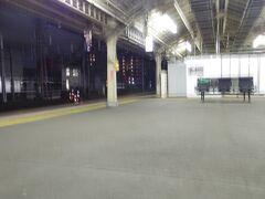 奈良県は全く通っていない奈良線に乗って、京都駅で乗り換えです。