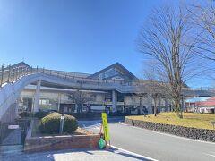 15分ほど歩いて軽井沢駅に到着。