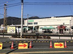 最初の観光地は竹原市の町並み保存地区!  道の駅たけはらに無料で駐車できるようです(^_^)