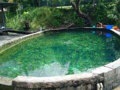スラヤン温泉