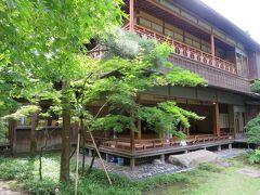 新潟は歴史のある商都ですから、歴史のある商家が残っています。