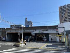 平井駅に着きました。 ここからまた移動します。