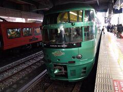 減便されているゆふいんの森号で 日田まで これに合わせて博多をぶらぶらしていた訳です。