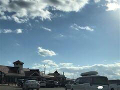 東海北陸道で一番人気の ひるがの高原サービスエリアです。