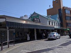 鎌倉駅前、 西口に出るのは本当に久しぶり、