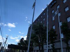 15:30   本日宿泊する『アパホテル魚津駅前』に到着。