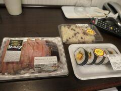 今日の夕食です。