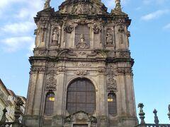 クレリゴス教会という教会のようです。  こんな歴史ありそうな教会、見学しておけばよかったー。 やっぱり下調べしておかないとですね。
