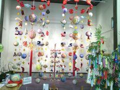 柳川名物の「さげもん」も展示されていました。