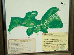 そして大倉山公園の地図。一見すごく広そうに思えますが