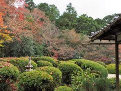 圓光寺から歩いてすぐの詩仙堂