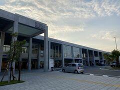九州来てからこの日が最も早起き。チェックアウトを済ませ荷物を預けるとすぐ延岡駅へ移動。