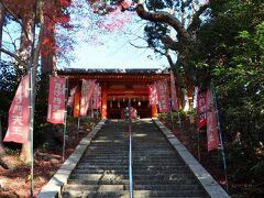この日はモミジの参道が美しい毘沙門堂と花手水で一躍人気スポットとなった楊谷寺へ行く予定です。  まずは毘沙門堂。最寄り駅の山科は京都駅からJRで一駅なので、京都駅前のホテルに泊まっておいて正解 (^^)