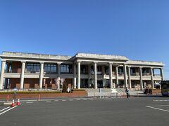 深谷駅から25分で渋沢栄一記念館に到着。