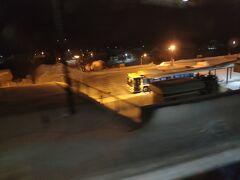 新夕張には、マウントレースイ・夕張本町・夕張市石炭博物館(石炭の歴史村)方面へのバスが停まっていた。 今回も、マウントレースイが破産していなければ、マウントレースイに行っていたと思う。
