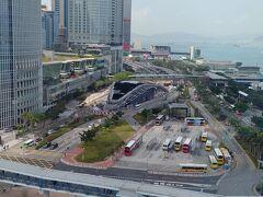 今回は香港島は程々に…