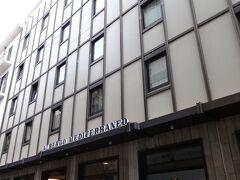 15:18 ホテル・メディテラネオ着  歩ける距離でよかった・・。
