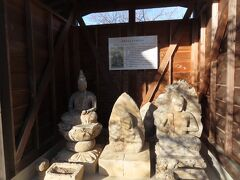 崇福寺の聖観音座像