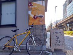 秋葉原から御徒町の方へ歩くと素敵なカフェ