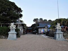 青島神社は
