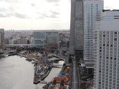 横浜ロイヤルパークホテル。