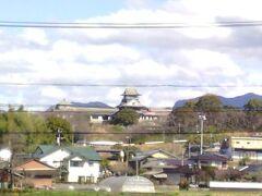 熊本 菊地BBフィールド(サバイバルゲーム施設)、七城メロンドームより眺める。